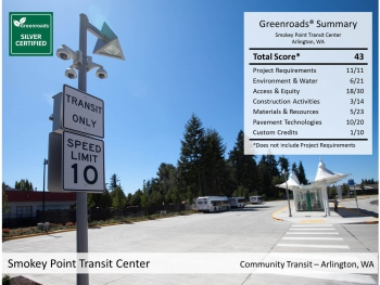 Smokey Point Transit Center