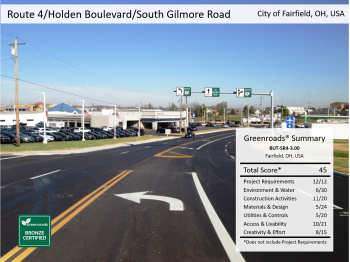 BUT-SR4-3.00 Route 4/Holden Boulevard/South Gilmore Road
