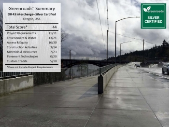 Sellwood Bridge Replacement: OR 43 Interchange