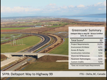 SFPR: Deltaport Way to Highway 99