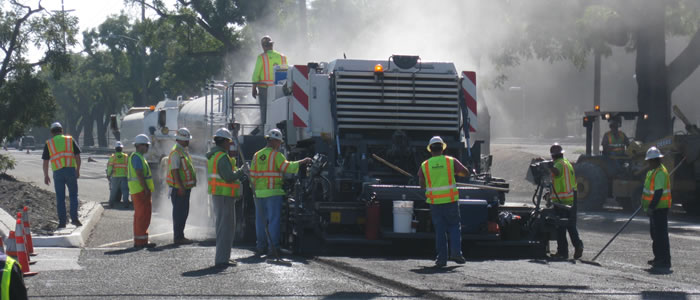 Bronze Certified Monterey Road in San Jose, CA used cold in-place recycling technology to reduce their impact.